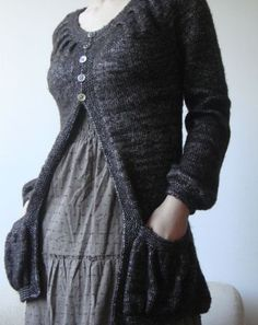 This is a gorgeous sweater.