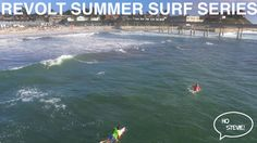 Revolt Summer Surf Series - Men's Final - Ocean Beach - July 16th 2016