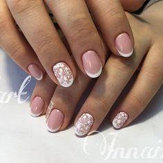 lovely  #nails #nailart #nailartwow #manicure #nailarts