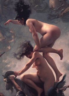 Luis Ricardo Falero – December was a Spanish painter. He specialized in female and mythological and fantasy settings. Figure Painting, Painting & Drawing, Figure Drawing, Sexy Painting, Illustrations, Illustration Art, Drawn Art, Beauty In Art, True Beauty