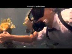 Давай сыграем свадьбу под водой на дне Черного моря!