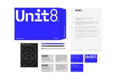 Unit 8 – digital natives on Behance Identity Design, Visual Identity, Brand Identity, Software, Corporate Branding, Black And White Design, Machine Learning, Mood Boards, Videos