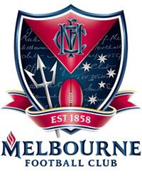 The mighty Melbourne football club!