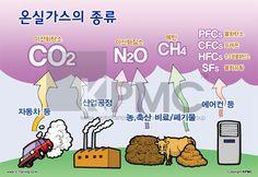 온실가스의 종류