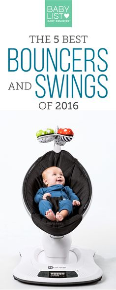 Need some advice to help you pick the best bouncer for baby? Here are the 5 best bouncers and swings of 2016 - based on our own research + input from thousands of parents. There is no one must have bouncer. Every family is different. Use this guide to help you figure out the best bouncer for your family's needs and priorities.