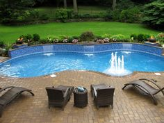Free Form Pools | New Wave Pools Austin | pool | Pinterest | Wave ...