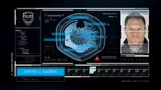 Screen graphics and UI for Netflix's Altered Carbon Season 01 Altered Carbon, Blockbuster Film, Alters, Overlays, Fighter Jets, Concept Art, Behance, Graphic Design, Python