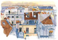 (02) Rue Saint-Guillaume, Saint Germain-des-Prés