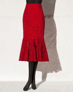 Dolce&Gabbana|F4Y09T-FLM9V|Long skirts|Skirts