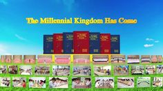 """【Almighty God】【Eastern Lightning】【The Church of Almighty God】Almighty God's Utterance """"The Millennial Kingdom Has Come"""""""