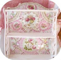 Image result for Shabby Chic Mosaic Furniture