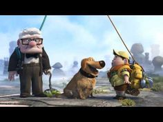 Dug the talking dog from Up. I have just met you and I love you. :)