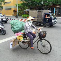 Bondia Vietnam! Greetings fron Saigon #vietnam16im