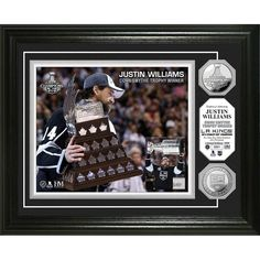 LA Kings 2014 Stanley Cup Champions inConn Smythein Silver Coin Photo Mint