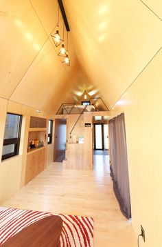 Image 10 of 24 from gallery of Slow Town Tiny House / The Plus Partners + DNC Architects. Photograph by Moobum Jang