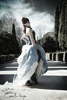 """Cinderella from """"Fairy tales (nowdays)""""  @ www.tamaracastrillejo.com"""