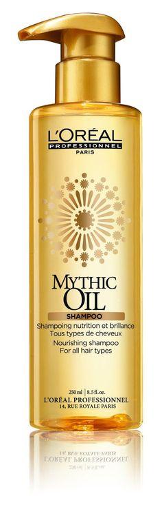 L'Oreal Mythic Oil Hair Care Range
