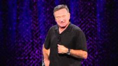 Robin Williams - stand up comedy full performance, via YouTube.