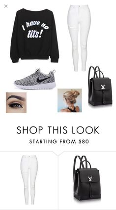 """Shopping day out"" by mollymoo13 ❤ liked on Polyvore featuring Topshop"
