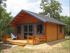 Tiny House/Cabin 12x30 $7,695 Watch Update Below   YouTube