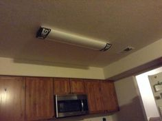 Lithonia Lighting Artisten 2 Light Bronze Fluorescent Ceiling Light