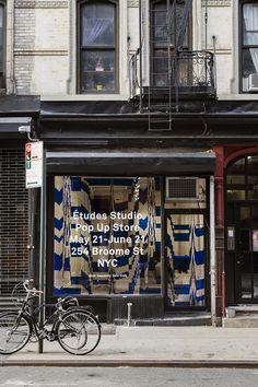 Études Pop-Up — SoHo, New York