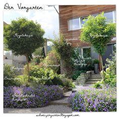 Heimkommen... - Ein Schweizer Garten