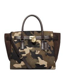 bc8ccc6fae8 Michael Kors USA: Designer Handbags, Clothing, Menswear, Watches, Shoes,  And More. Michael Kors HamiltonCamoSchooltasHandtassenMode