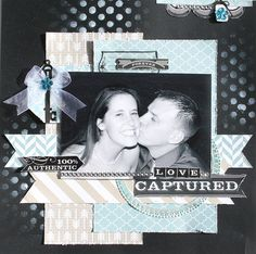 Love Captured  **my creative scrapbook** - Scrapbook.com