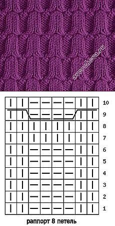 10 Best Knitting : This pin was discovered by Fat, Knitting Stiches, Cable Knitting, Crochet Stitches Patterns, Knitting Charts, Knitting Socks, Stitch Patterns, Knitting Machine, Crochet Baby Socks, Crochet Lace