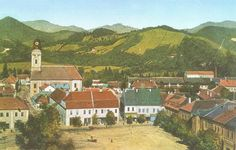 Baia Mare - 1911 Close To Home, Landscape Paintings, Sculpture, Architecture, Drawings, Pictures, Beautiful, Art, Romania