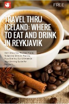 13 delicious spots to eat in Reykjavik, #Iceland!
