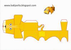 Muñecos de papel para armar ~ lodijoella