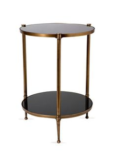 Tiered Accent Table by Global Views Direct Sourcing on Gilt Home