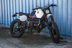 RocketGarage Cafe Racer: Sdakar by Svako Motorcycles Inc