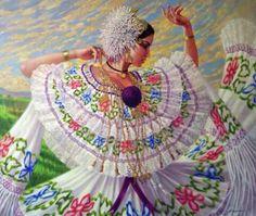 Luis Cordova pintor panameño