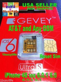 ......F R E E S H I P P I N G - O N S A L E.......GEVEY IPHONE 4S 6.0.1 below  Look what I found on @eBay!  #ebay