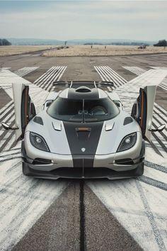 Koenigsegg Exoticar Supercar