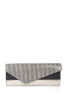 Bisset Layered Clutch | BCBGMAXAZRIA #poloparkfallstyle Fall Is Here, Leather Belts, Autumn Fashion, Campaign, Layers, Polo, Style, Layering, Swag