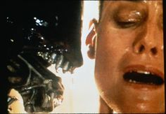 Alien: What a horrifying creature dozing in the outbacks of space and waiting for Ripley's Nostromo crew to awaken it.
