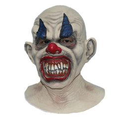 New product in the hood Bloody Clown Hall...   Check this out http://www.partyhardstore.com/products/bloody-clown-halloween-mask?utm_campaign=social_autopilot&utm_source=pin&utm_medium=pin