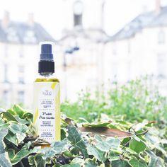 Huile végétale bio anti-frisottis. Huile capillaire lissante pour dompter les cheveux rebelles ! Naturel et Made in Bretagne !
