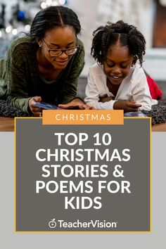 Celebrate Christmas in your classroom with some of the classic stories and poems that honor the season.