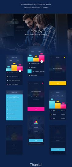 Agenda is a beacon friendly app which serves as a daily calendar and a task manager. During meetings the beacon sends the schedule data straight to the app.