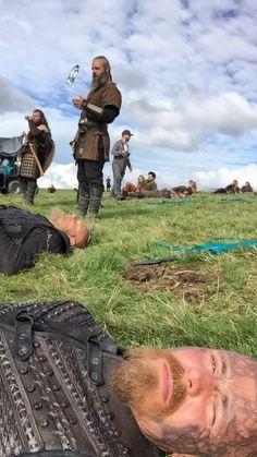 Vikings - Behind the Scenes