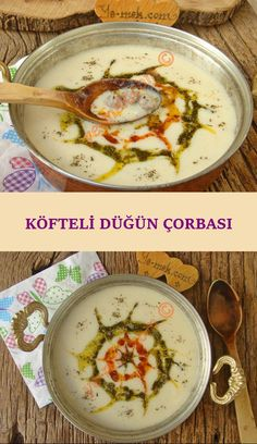 Turkish Kitchen, Bulletproof Diet, Pasta, French Onion, Iftar, Salad Recipes, Good Food, Food And Drink, Dishes