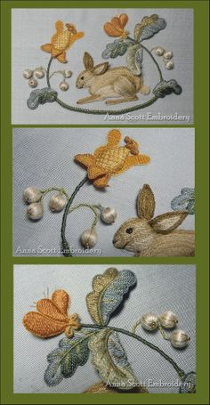 Stumpworkhttp://stitchinfingers.ning.com/photo/happy-easter-brother-rabbit-1?context=latest