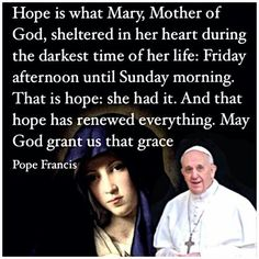 Pope Francis - Blessed Memorial of Our Lady of Sorrows Catholic Religion, Catholic Quotes, Catholic Prayers, Religious Quotes, Catholic Theology, Religious People, Religious Pictures, Pope Quotes, Pope Francis Quotes