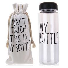 My Bottle - Don't Touch My Bottle | MegaGadgets