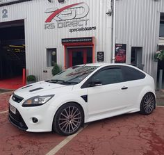 We've some great stock that's arrived over the last few days including 3 x FW Focus RS Focus ST3 In  plus our gorgeous VW Scirocco all will go live over the coming days and this week we've gone all out!